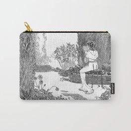 Le Jardin Secret Carry-All Pouch
