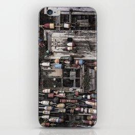 Fishing Shack iPhone Skin