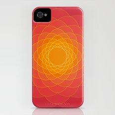 Oriental Background Slim Case iPhone (4, 4s)