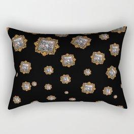 Rain Shines Rectangular Pillow