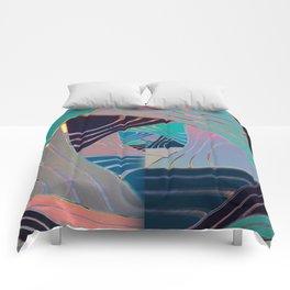 Warped Comforters