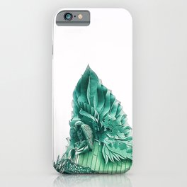 StructuredPatina iPhone Case