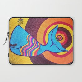 Bruce The Whale Laptop Sleeve