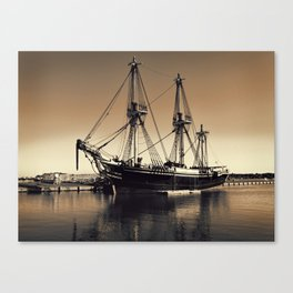 Friendship of Salem Canvas Print