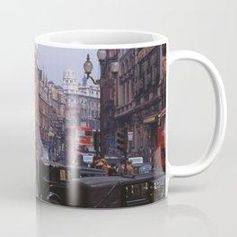 Piccadilly London Kodachrome Coffee Mug