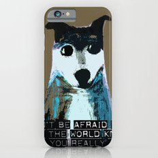 Blue Dog iPhone 6s Slim Case