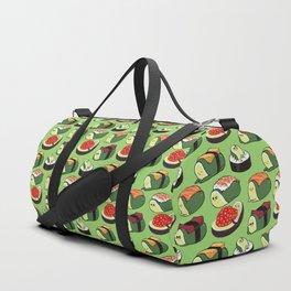 Sushi Avocado Duffle Bag