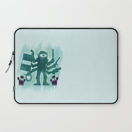 Tensions  Laptop Sleeve