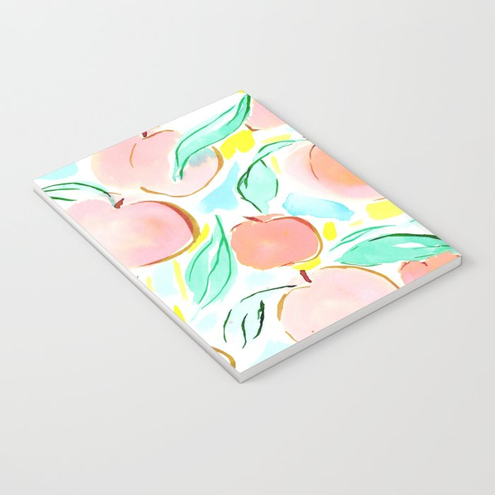 Peachy Notebook