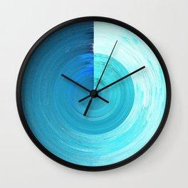 Pixel Sorting 92 Wall Clock