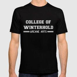 College of Winterhold T-shirt