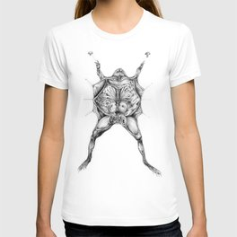 Frog Dissection T-shirt