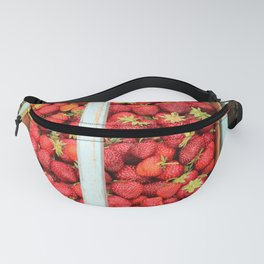 Strawberry Picking Fanny Pack