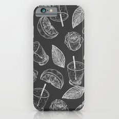summer vibes at night iPhone 6s Slim Case
