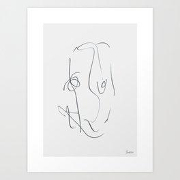 Demeter Moji d9 5-2 g Art Print