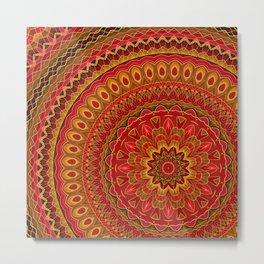 Mandala 67 Metal Print