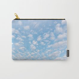 The bright blue sky in my backyard Carry-All Pouch
