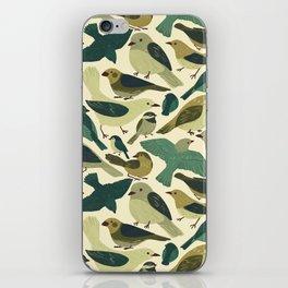 Birds iPhone Skin