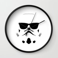 Shadetrooper Wall Clock
