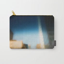 smudged skyline Carry-All Pouch