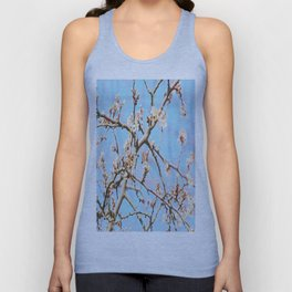 The first Bee i saw Unisex Tank Top