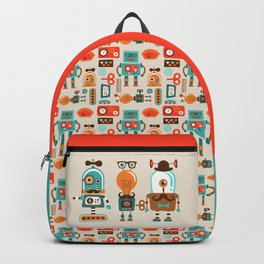 Funky Robot Backpack
