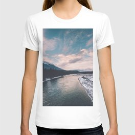 Icefields Parkway, AB III T-shirt
