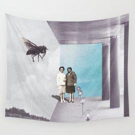 La mouche Wall Tapestry