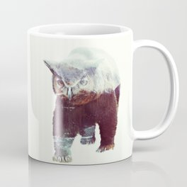 Owlbear Coffee Mug
