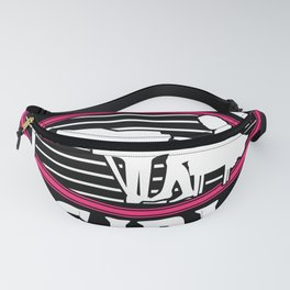 Piano Girl Player Pianist Gift Fanny Pack