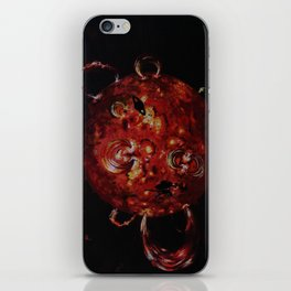 Voyage into infinity iPhone Skin