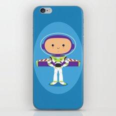 Space Ranger iPhone & iPod Skin