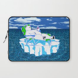 More Ice Please Laptop Sleeve