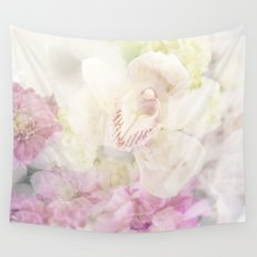 Florals 2 Wall Tapestry
