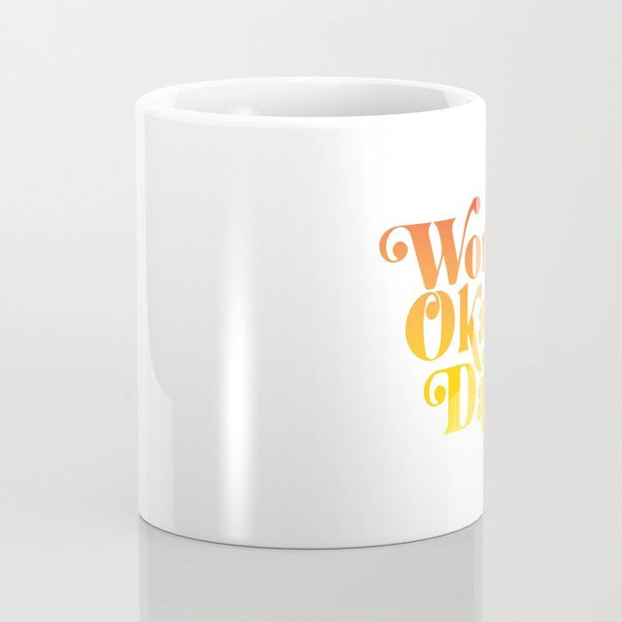 World's Okayest Dad! Coffee Mug