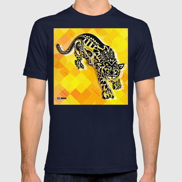 gold jaguars shirt