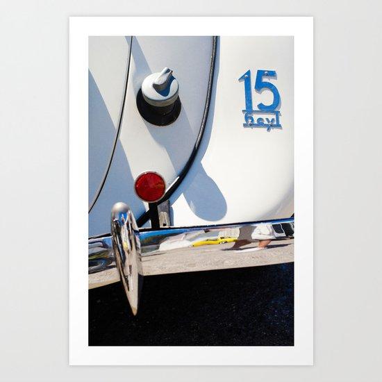 Car15 Art Print