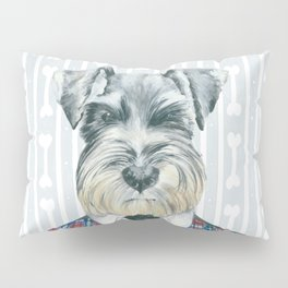 Schnauzer Mc Doogall Pillow Sham