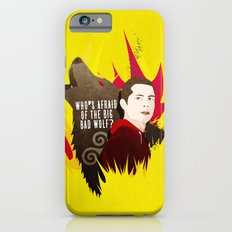 Sterek: Who's Afraid of the Big Bad Wolf? Slim Case iPhone 6s