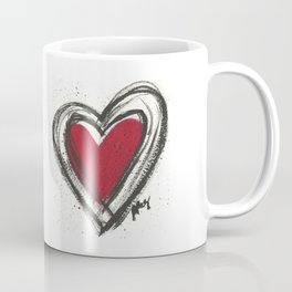 Your Heart is your Best Secret Coffee Mug