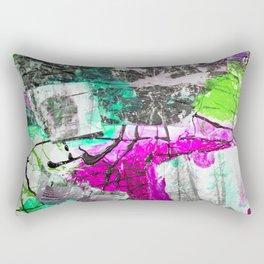 Back To Nature Rectangular Pillow