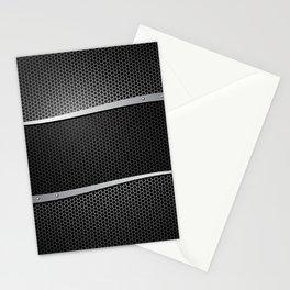 Modern metal Stationery Cards
