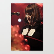 Kate Nash Canvas Print