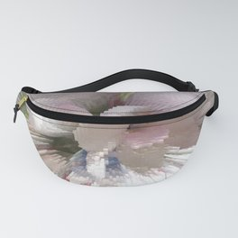 Abstract apple tree Fanny Pack