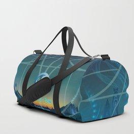 dawn training grid Duffle Bag