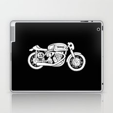 Norton Model 30 - Cafe Racer series #2 Laptop & iPad Skin