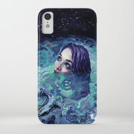 Whirlwind Calm iPhone Case