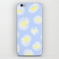 Mutant Daisies iPhone Skin