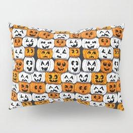 silly pumpkins Pillow Sham