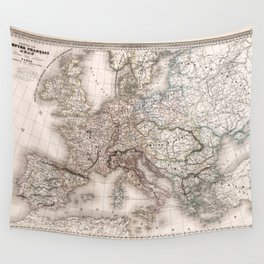 First French Empire in 1812 Wall Tapestry